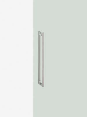 UNION ユニオン ドアハンドル G1101-01-024-L600 内/外1セット