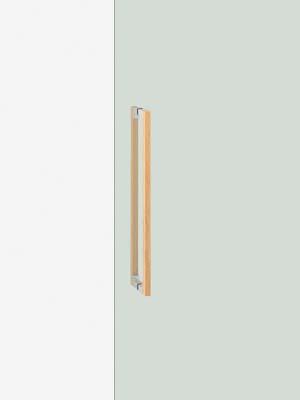 UNION ユニオン ドアハンドル G1101-35-128-L600 内/外1セット