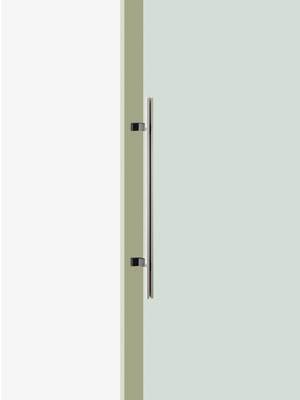 UNION ユニオン ドアハンドル ミドル T8033-26-179 内/外1セット