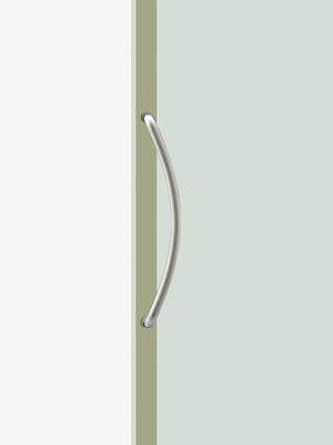 UNION ユニオン ドアハンドル ミドル T6010-01-023-L600 内/外1セット