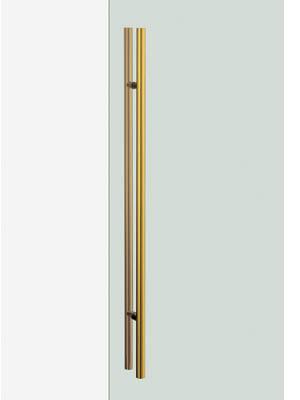 UNION ユニオン ドアハンドル ミドル G52-15-001-L1200 内/外1セット