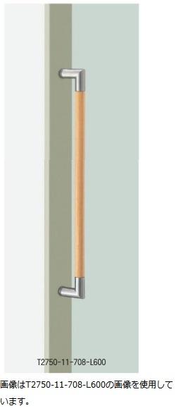 UNION ユニオン ドアハンドル ミドル T2750-11/21-708/702-L600 内/外1セット