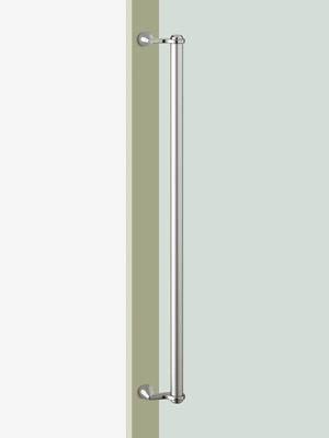 UNION ユニオン ドアハンドル ミドル T2560-21-130-L780 内/外1セット