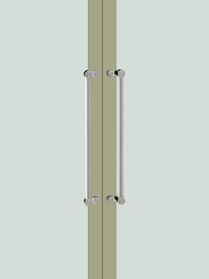 UNION 内/外1セット ドアハンドル ミドル T3235-02-029 ユニオン
