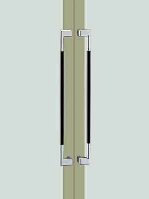 UNION ユニオン ドアハンドル ミドル T11000-L800 内/外1セット