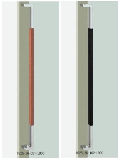 UNION ユニオン ドアハンドル ミドル T625-36-051/102-L900 内/外1セット