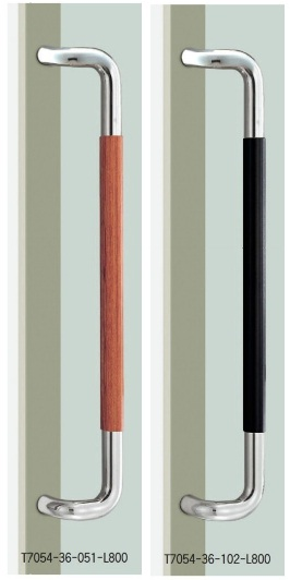 UNION ユニオン ドアハンドル ミドル T7054-36-051/102-L800 内/外1セット