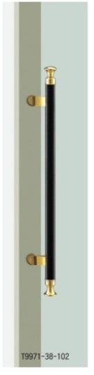 UNION ユニオン ドアハンドル ミドル T9971-38-102 内/外1セット