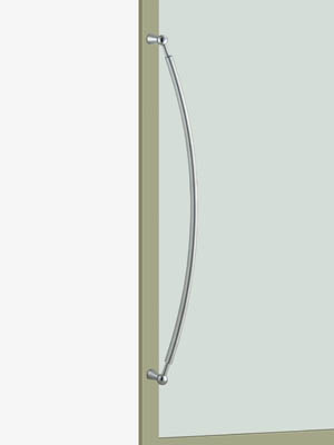 UNION ユニオン ドアハンドル セミロング T2241-02-035 内/外1セット