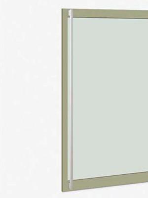UNION ユニオン ドアハンドル ロング T2972-26-130 内/外1セット※