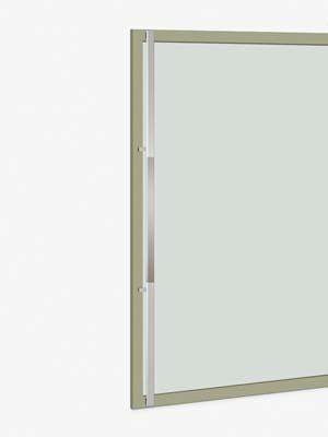 UNION ユニオン ドアハンドル ロング T8651-01-024-A 内/外1セット※