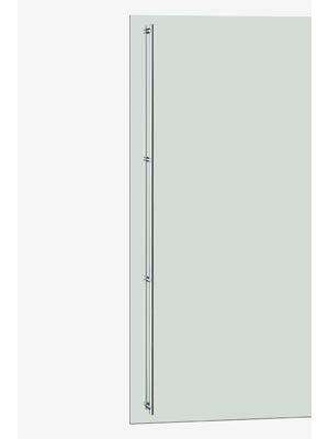 UNION ユニオン ドアハンドル ロング G561-01-001-B 内/外1セット※