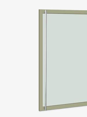UNION ユニオン ドアハンドル ロング T40-01-023-P1925 内/外1セット※