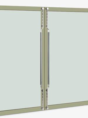 UNION ユニオン ドアハンドル ロング T3062-01-003-P1925 内/外1セット※