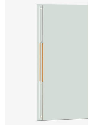 UNION ユニオン ドアハンドル ロング G2690-20-798-P2025 内/外1セット※
