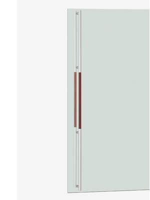 UNION ユニオン ドアハンドル ロング G999-02-799-A 内/外1セット※
