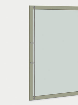 UNION ユニオン ドアハンドル ロング T2850-11-010-P1925 内/外1セット※