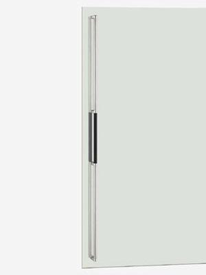 UNION ユニオン ドアハンドル ロング G2850-11-890-A 内/外1セット※