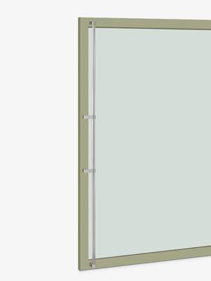 UNION ユニオン ドアハンドル ロング T2602-11-010-B 内/外1セット※