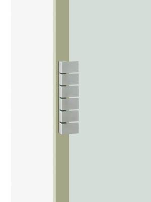 UNION ユニオン ドアハンドル ショート T2309-25-038-L295 内/外1セット