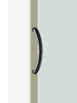 UNION ユニオン ドアハンドル ショート T6030-25-101 内/外1セット