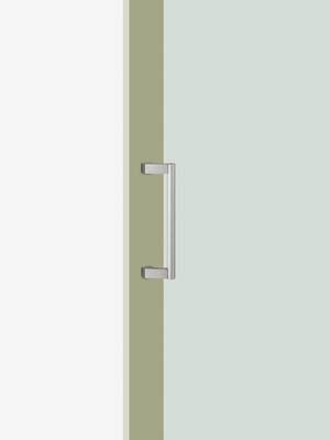 UNION ユニオン ドアハンドル ショート T2606-02-010-L225 内/外1セット