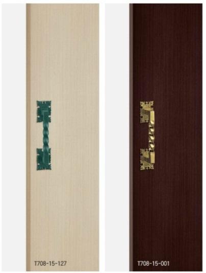 UNION ユニオン ドアハンドル ショート T708-15-127/001 1本