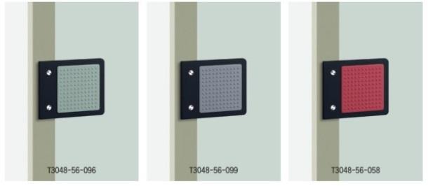 UNION ユニオン ドアハンドル プレートタイプ T3048-56-096/099/058 内/外1セット