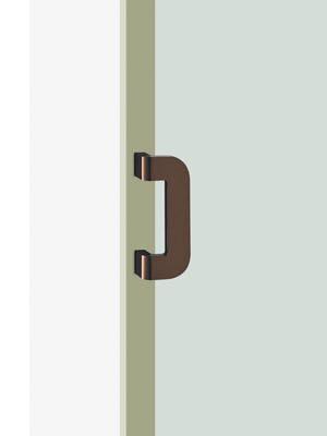 UNION ユニオン ドアハンドル プレートタイプ T1510-25-047 内/外1セット