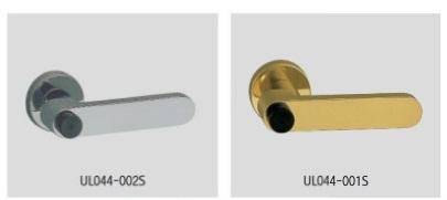 UNION ユニオン レバーハンドル UL044-002S/001S 内/外1セット 錠前別途