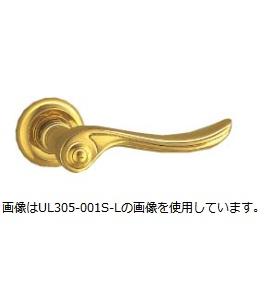 UNION ユニオン レバーハンドル UL305-001S-L/R 内/外1セット 錠前別途