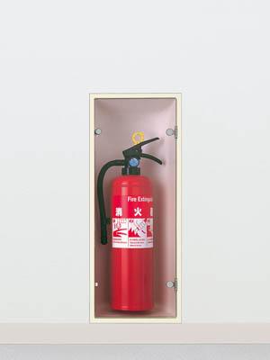 UNION ユニオン アルジャン 消火器ボックス 全埋込 UFB-1A-151 ブラケット別売