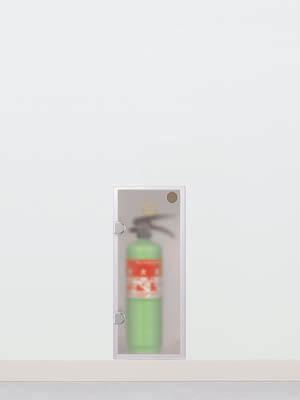 UNION ユニオン アルジャン 住宅用 消火器ボックス UFB-1F-9041