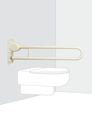 UNION ユニオン ハンドバー HBシリーズ HB-2600-01 トイレ用手摺り