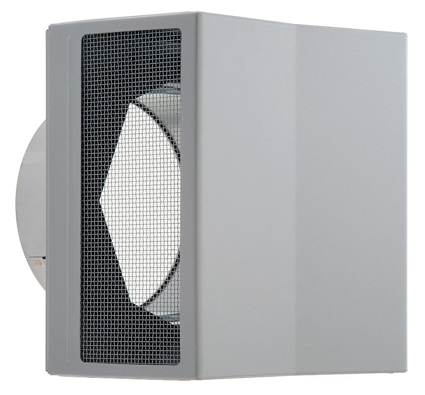 ユニックス 屋外用製品 ステンレス製 グリル 外風対策 SBKW125B10M 角型カバー 10メッシュ