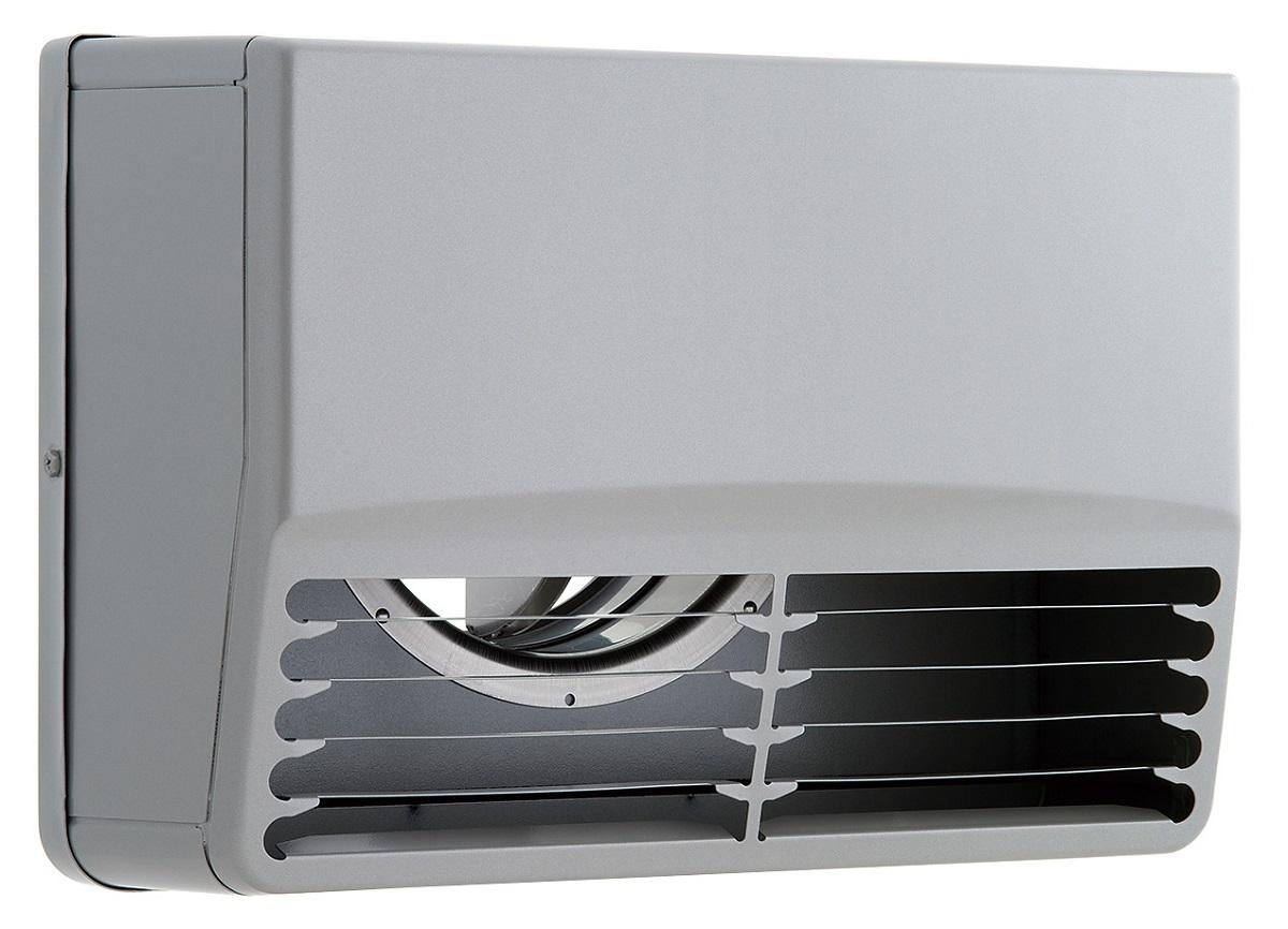 ユニックス 屋外用製品 ステンレス製 グリル 外風対策 SBCG125ADSQ 角型カバー 横ガラリ 120度型
