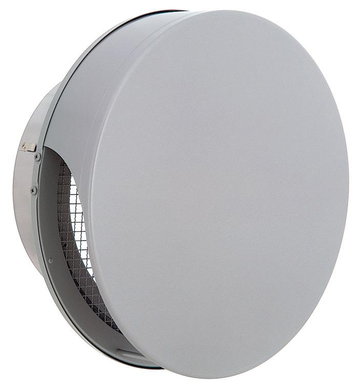 ユニックス 屋外用製品 ステンレス製 グリル 外風対策 BSW300SB3M 丸型フラットカバー付 メッシュ