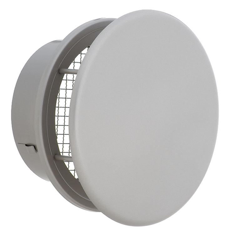 ユニックス 屋外用製品 ステンレス製 グリル 外風対策 BSW250A3M 丸型フラット板付 メッシュ