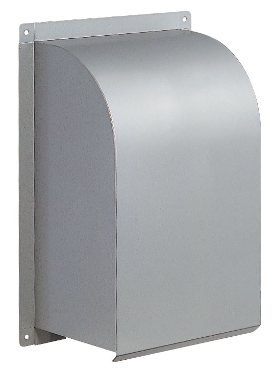ユニックス 屋外用製品 ステンレス製 パイプフード (受注生産) UHW100A3M 超深型フード メッシュ