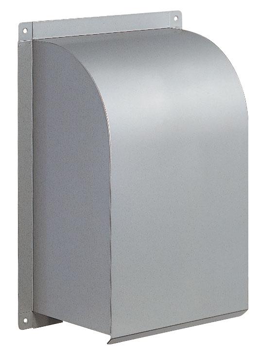 ユニックス 屋外用製品 ステンレス製 パイプフード (受注生産) UHW125A3M 超深型フード メッシュ