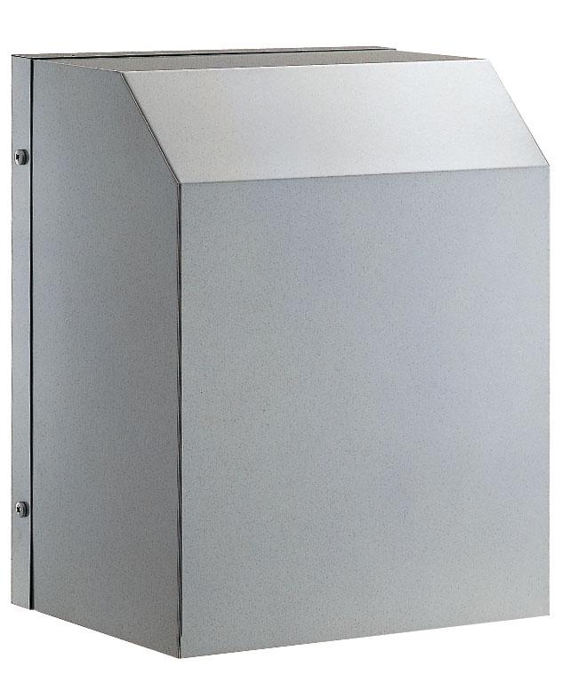 ユニックス 屋外用製品 ステンレス製 パイプフード (受注生産) PFL150A3M 超深型フード(角型) メッシュ