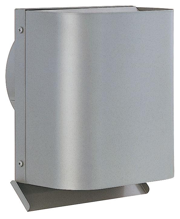 ユニックス 屋外用製品 ステンレス製 パイプフード 外風対策 KBS225A3M 深型フード(上下開口) メッシュ