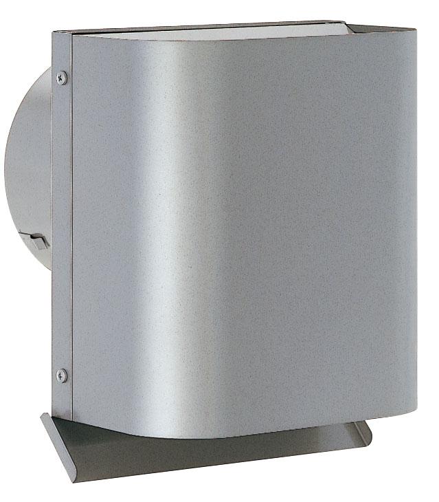 ユニックス 屋外用製品 ステンレス製 パイプフード 外風対策 KBS175A3MDSP/SQ 深型フード(上下開口) メッシュ 防火ダンパー