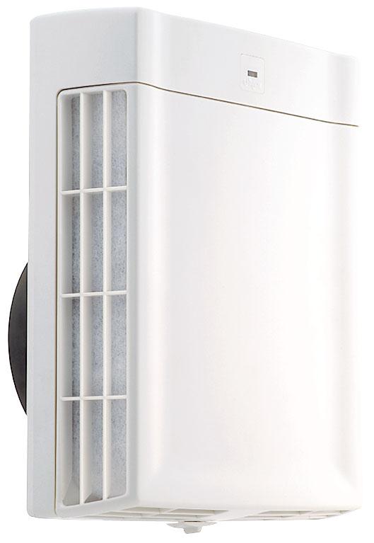 ユニックス 室内用製品 給気電動シャッター 壁・天井取付用 (受注生産) UKD175BFH フラットカバー 外気浄化フィルター