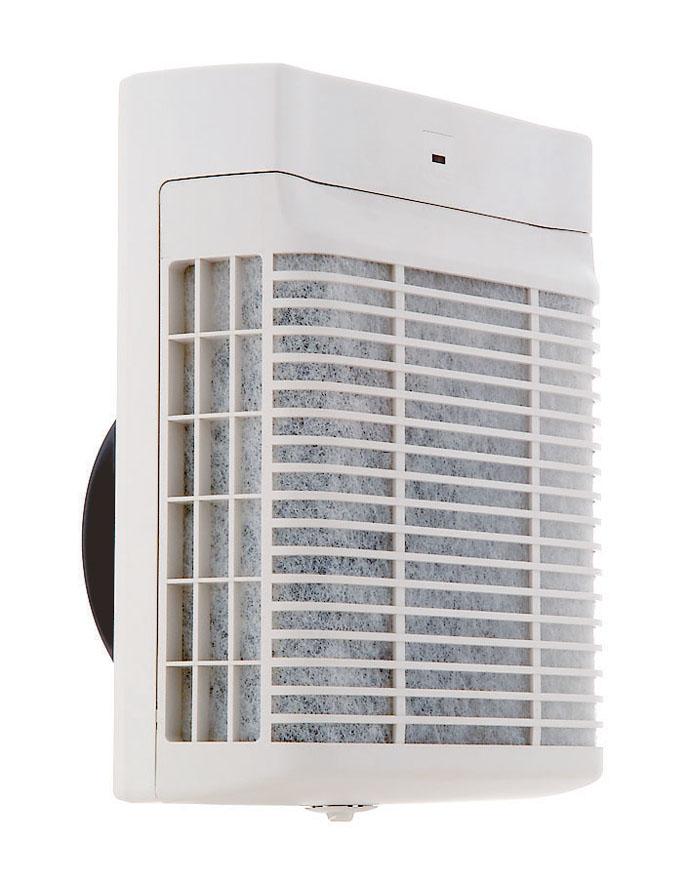 ユニックス 室内用製品 給気電動シャッター 壁・天井取付用 (受注生産) UKD175BSFH スリットカバー 外気浄化フィルター