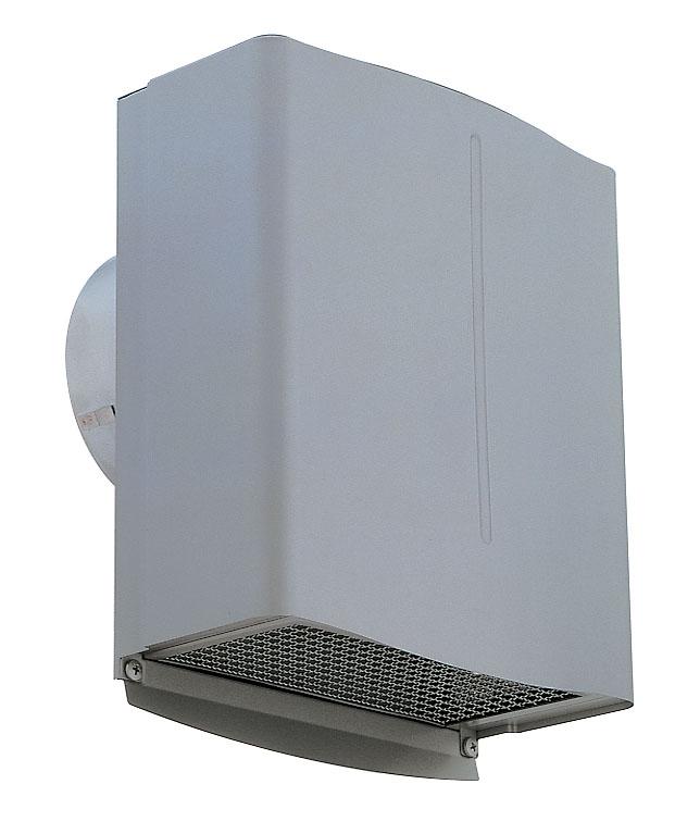 ユニックス 防音製品 ステンレス製 ベントキャップ SSFW100B3M 防音フード メッシュ
