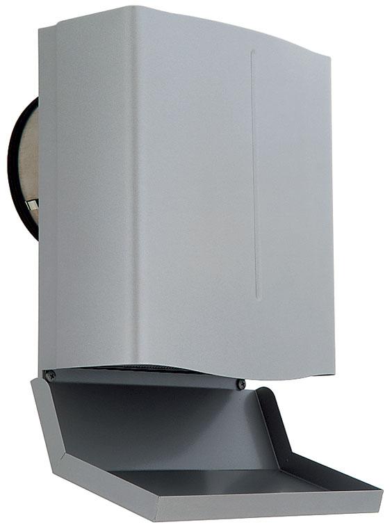 ユニックス 防音製品 ステンレス製 ベントキャップ (受注生産) SSFW125BTK3M 防音フード メッシュ