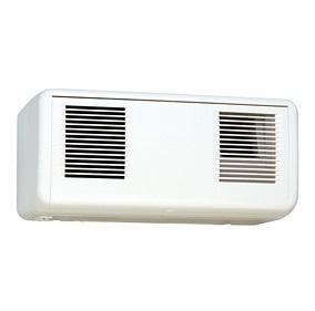 宇佐美工業 TTF-12-W/B 壁用同時給排気型換気扇 (給・排 ツインファン)