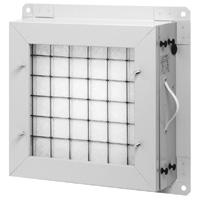 パナソニック ベンテック VB-GFB252 フィルターボックス(有圧換気扇用) 鋼板製