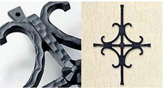 ニチハ 壁飾り・妻飾り FFA6288 シェンテタイプ 【ヨーロピアンウォールアクセサリー】